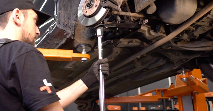 How to replace Control Arm on TOYOTA AYGO (WNB1_, KGB1_) 2010: download PDF manuals and video instructions