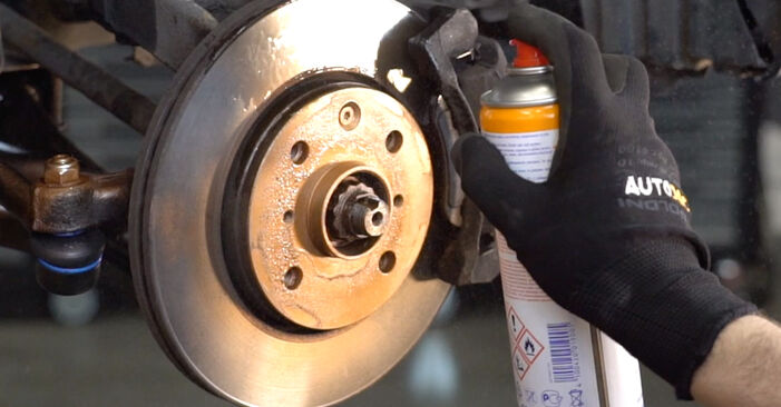 How to change Control Arm on Toyota Aygo ab1 2005 - free PDF and video manuals