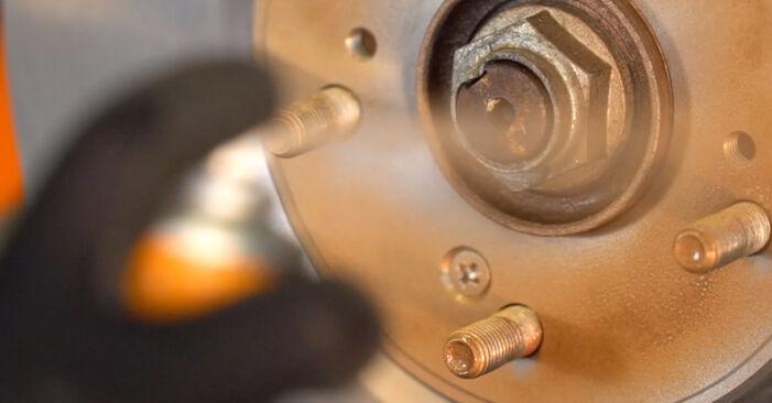 Zweckdienliche Tipps zum Austausch von Bremsscheiben beim HONDA ACCORD VIII (CU) 2.4 i (CU2) 2008