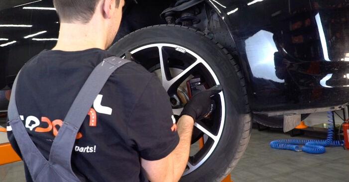 Wie Bremsscheiben Honda Accord VIII CU 2.0 i (CU1) 2008 tauschen - Kostenlose PDF- und Videoanleitungen