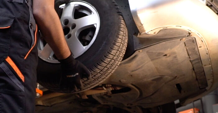 SKODA FABIA 1.2 Brake Discs replacement: online guides and video tutorials