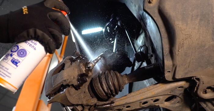 Zweckdienliche Tipps zum Austausch von Bremsschläuche beim SKODA Fabia I Combi (6Y5) 1.2 2003