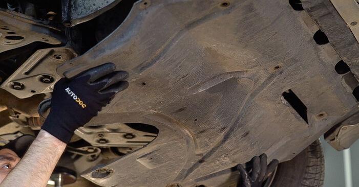 Trocar Apoios de Motor no SKODA Fabia I Combi (6Y5) 1.4 2002 por conta própria