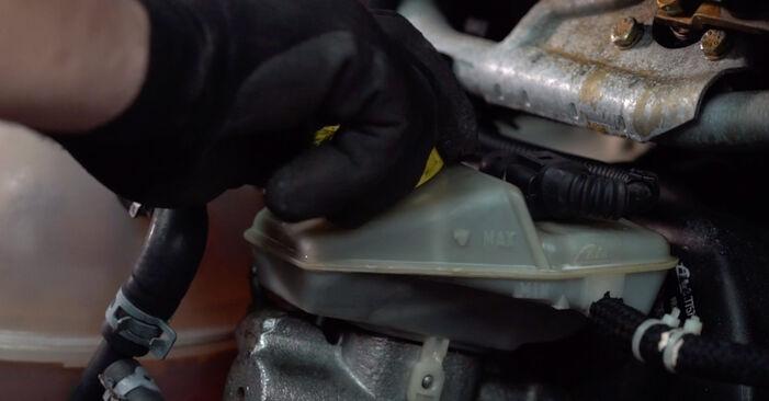 Bremsscheiben Ihres VW T4 Transporter 1.9 TD 1998 selbst Wechsel - Gratis Tutorial