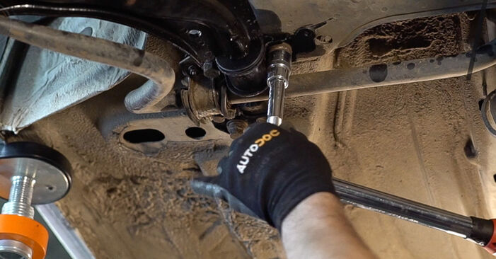 Need to know how to renew Control Arm on FIAT DOBLO ? This free workshop manual will help you to do it yourself