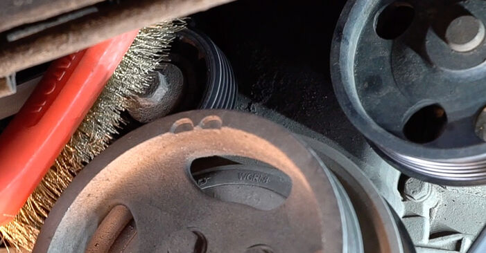 Need to know how to renew Poly V-Belt on FIAT DOBLO ? This free workshop manual will help you to do it yourself
