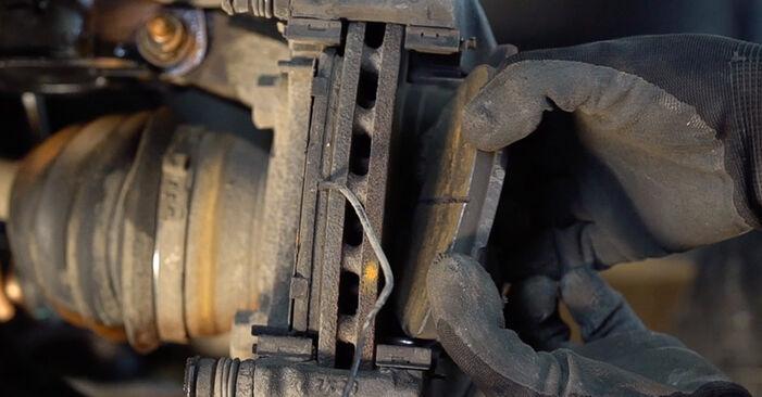 BRAVO II (198) 1.4 LPG 2017 1.6 D Multijet Bremsscheiben - Handbuch zum Wechsel und der Reparatur eigenständig