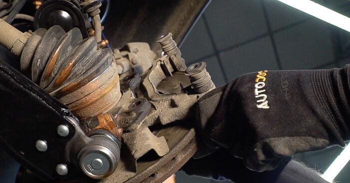 Zweckdienliche Tipps zum Austausch von Bremsscheiben beim FIAT BRAVO II (198) 1.4 2020