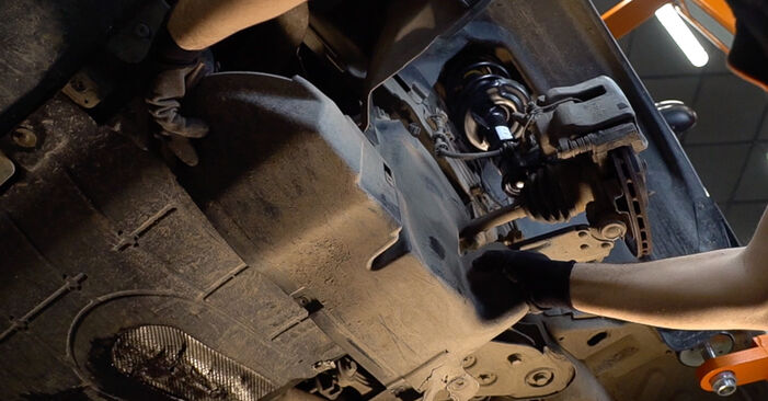 FIAT BRAVA 1.4 Anti Roll Bar Links replacement: online guides and video tutorials