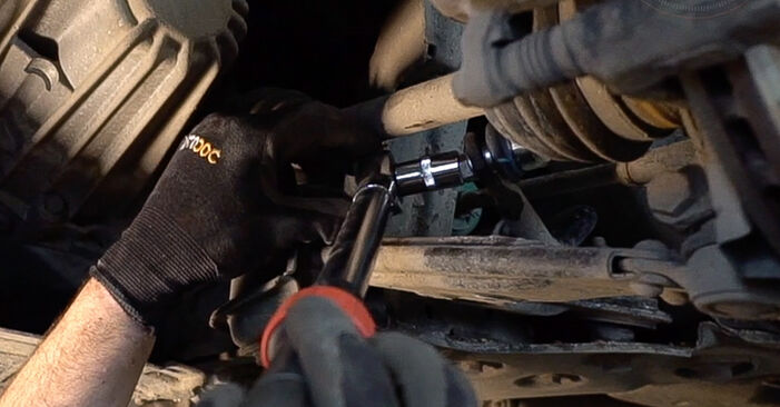 DIY replacement of Anti Roll Bar Links on FIAT BRAVO II (198) 1.4 2020 is not an issue anymore with our step-by-step tutorial