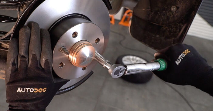 FIAT BRAVA 1.4 Wheel Bearing replacement: online guides and video tutorials