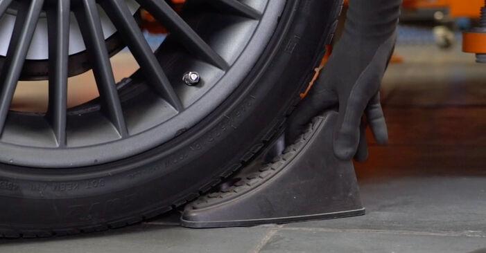 Išsamios Mercedes W211 2007 E 280 CDI 3.0 (211.020) Spyruoklės keitimo rekomendacijos