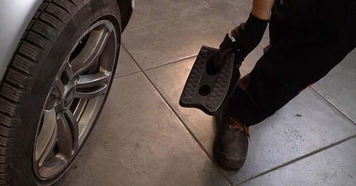 Schritt-für-Schritt-Anleitung zum selbstständigen Wechsel von BMW 3 Touring (E46) 2003 330d 3.0 Domlager