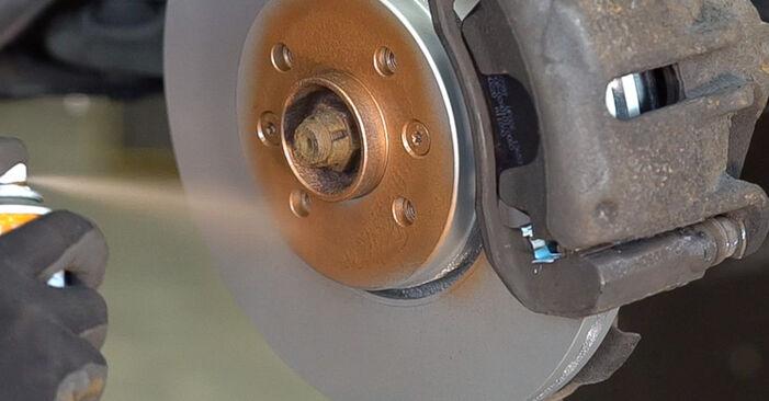 Changing Poly V-Belt on RENAULT SCÉNIC II (JM0/1_) 1.6 16V 2006 by yourself