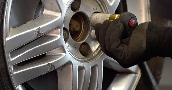 How to replace Poly V-Belt on RENAULT SCÉNIC II (JM0/1_) 2008: download PDF manuals and video instructions