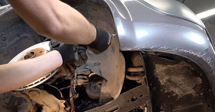 Need to know how to renew Poly V-Belt on RENAULT SCÉNIC ? This free workshop manual will help you to do it yourself