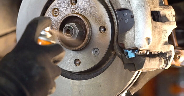 How hard is it to do yourself: Control Arm replacement on Peugeot 208 1 1.4 VTi 2018 - download illustrated guide