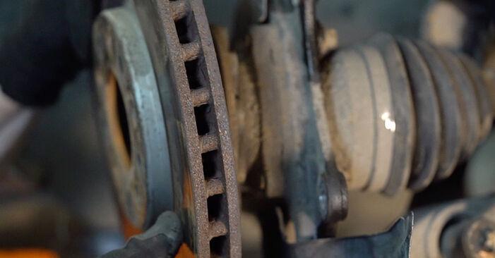 How to change Wheel Bearing on Alfa Romeo 159 Sportwagon 2005 - free PDF and video manuals