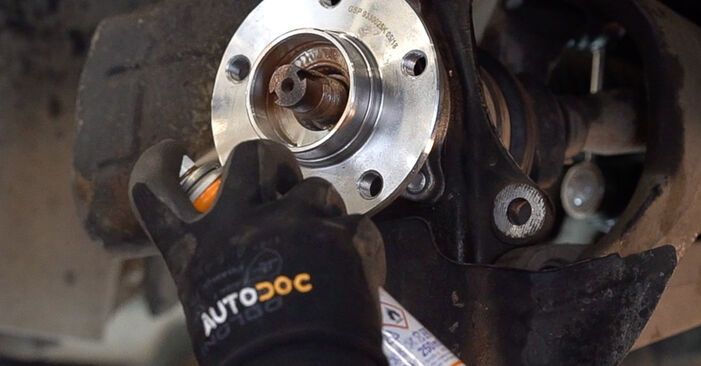 ALFA ROMEO 159 3.2 JTS Q4 Wheel Bearing replacement: online guides and video tutorials