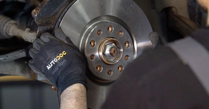 Πώς αλλαγη Ρουλεμάν τροχών σε ALFA ROMEO 159 Sportwagon (939) 2009 - συμβουλές και κόλπα