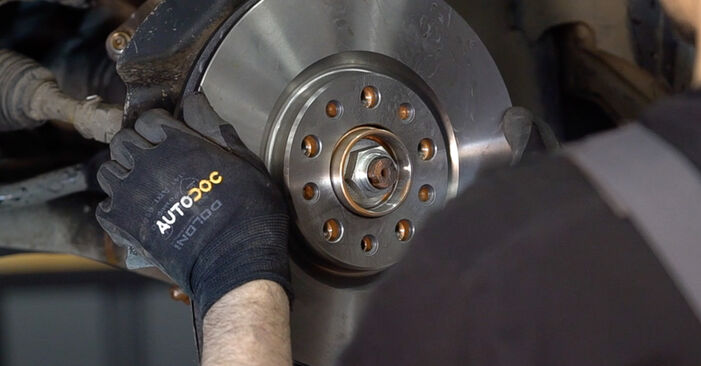 How to change Wheel Bearing on ALFA ROMEO 159 Sportwagon (939) 2009 - tips and tricks