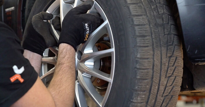 Changing of Wheel Bearing on Alfa Romeo 159 Sportwagon 2005 won't be an issue if you follow this illustrated step-by-step guide