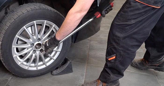 Replacing Wheel Bearing on Alfa Romeo 159 Sportwagon 2007 1.9 JTDM 16V by yourself