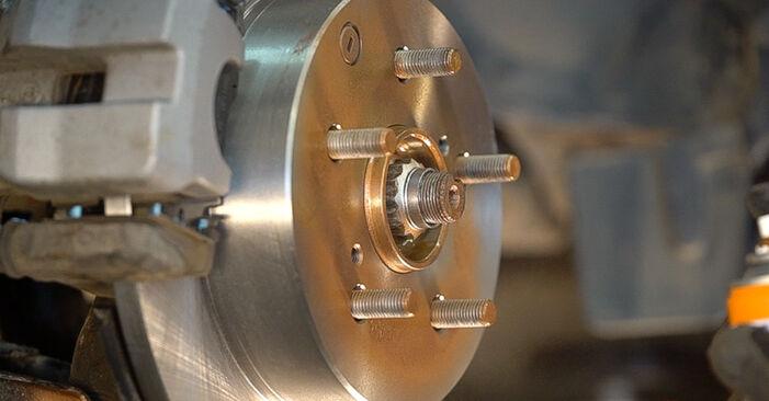 La sostituzione di Dischi Freno su Toyota RAV4 III 2013 non sarà un problema se segui questa guida illustrata passo-passo