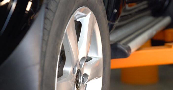 Trocar Rolamento da Roda no TOYOTA RAV 4 III (ACA3_, ACE_, ALA3_, GSA3_, ZSA3_) 2.0 4WD (ZSA30_) 2008 por conta própria