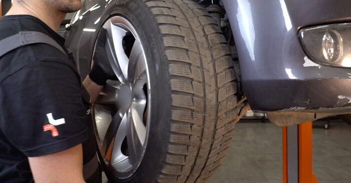Wie BMW 3 SERIES 325i 2.5 2009 Querlenker ausbauen - Einfach zu verstehende Anleitungen online