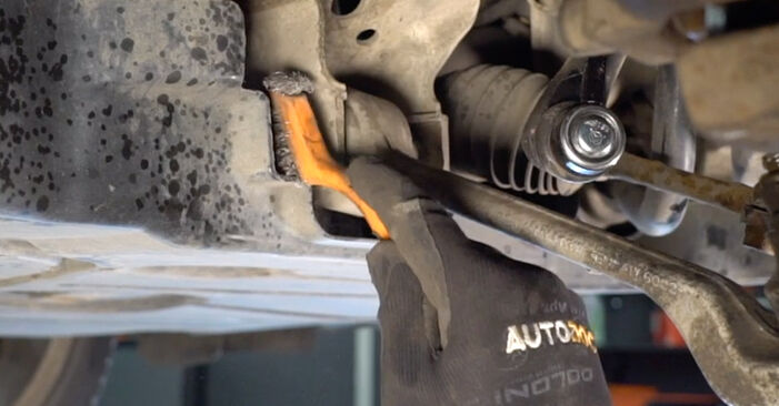 Querlenker am BMW 3 Coupe (E92) M3 4.0 2010 wechseln – Laden Sie sich PDF-Handbücher und Videoanleitungen herunter
