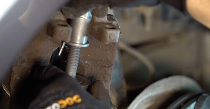 Tausch Tutorial Bremsscheiben am BMW 3 Coupe (E92) 2008 wechselt - Tipps und Tricks