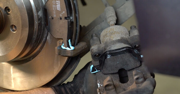 How to remove BMW 3 SERIES 325i 2.5 2008 Brake Pads - online easy-to-follow instructions