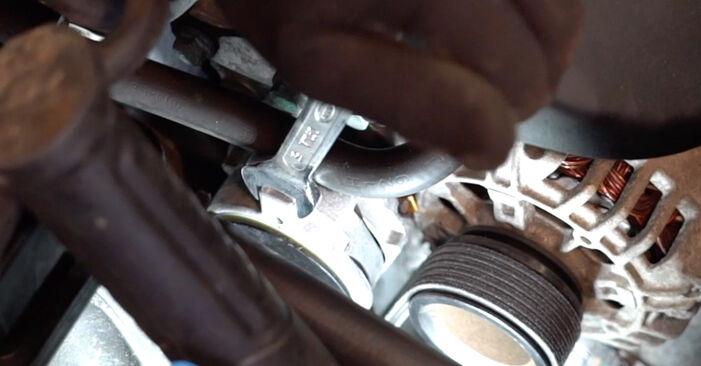 VW GOLF 2004 Kileribberem trin-for-trin skift manual
