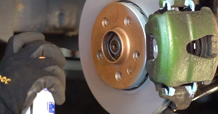Zweckdienliche Tipps zum Austausch von Bremssattel beim VW Golf IV Schrägheck (1J1) 1.6 16V 2002