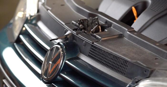 Wie Bremsbeläge Golf 4 1.4 16V 1997 tauschen - Kostenlose PDF- und Videoanleitungen