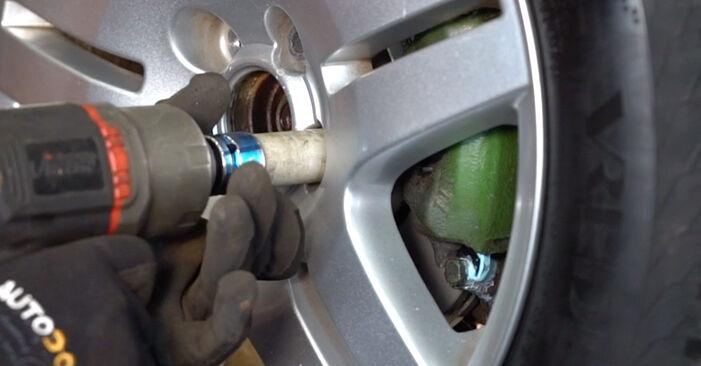 Devi sapere come rinnovare Molla Ammortizzatore su VW GOLF ? Questo manuale d'officina gratuito ti aiuterà a farlo da solo