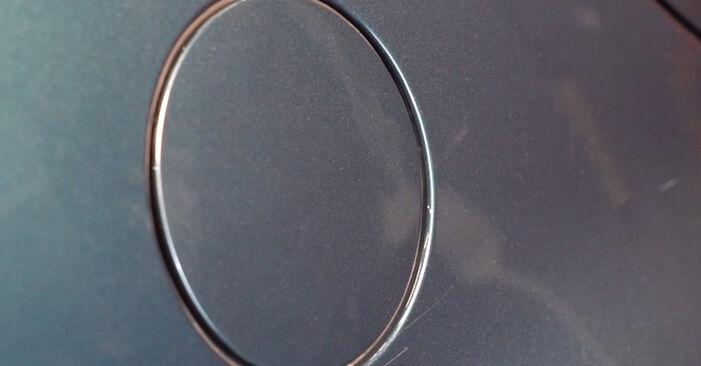 Schritt-für-Schritt-Anleitung zum selbstständigen Wechsel von Golf 4 2001 1.8 T Kraftstofffilter