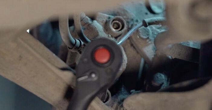 Bremsscheiben Ihres Volvo V70 SW 2.4 D5 2007 selbst Wechsel - Gratis Tutorial