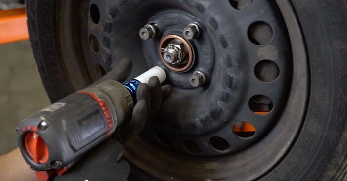 Koppelstange Opel Meriva x03 1.4 16V Twinport (E75) 2005 wechseln: Kostenlose Reparaturhandbücher