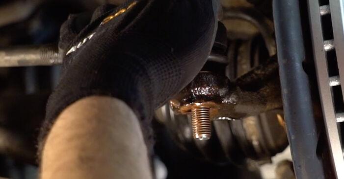 Come cambiare Testina dello Sterzo su VW Golf V Hatchback (1K1) 2008 - suggerimenti e consigli