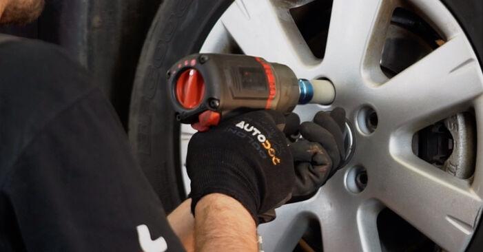 Modifica Testina dello Sterzo su VW Golf V Hatchback (1K1) 1.6 FSI 2006 da solo