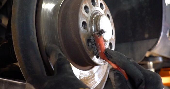 Så byter du Hjullager på VW Golf V Hatchback (1K1) 2008 – tips och tricks