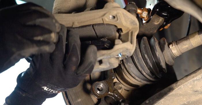 Bremsscheiben NISSAN LEAF Elektrik 2012 wechseln: Kostenlose Reparaturhandbücher