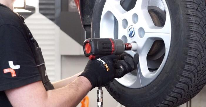 Wie NISSAN LEAF Elektrik 2014 Bremsbeläge ausbauen - Einfach zu verstehende Anleitungen online