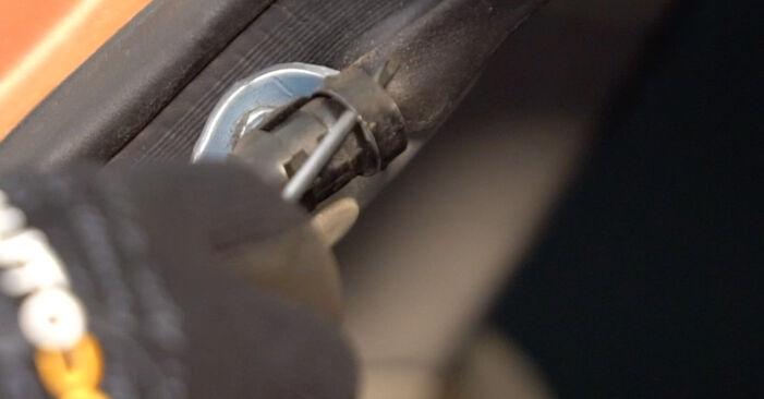 Modifica Pistoni Portellone su FIAT PUNTO (188) 1.9 JTD 80 2002 da solo