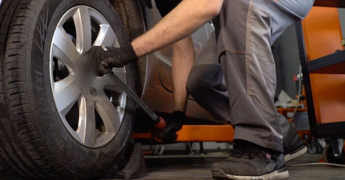Zweckdienliche Tipps zum Austausch von Bremsscheiben beim AUDI A6 Limousine (4F2, C6) 2.4 2010