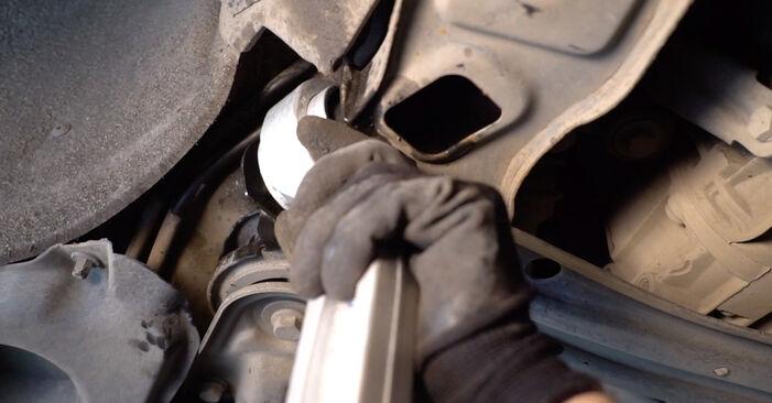 Üksikasjalikud soovitused iseseisvaks Audi A6 4f2 2009 2.0 TFSI Õõtshoob väljavahetamiseks
