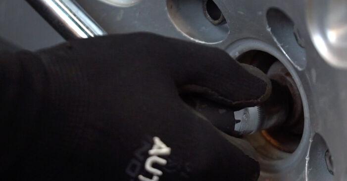 Radlager Audi A6 4f2 2.4 2006 wechseln: Kostenlose Reparaturhandbücher