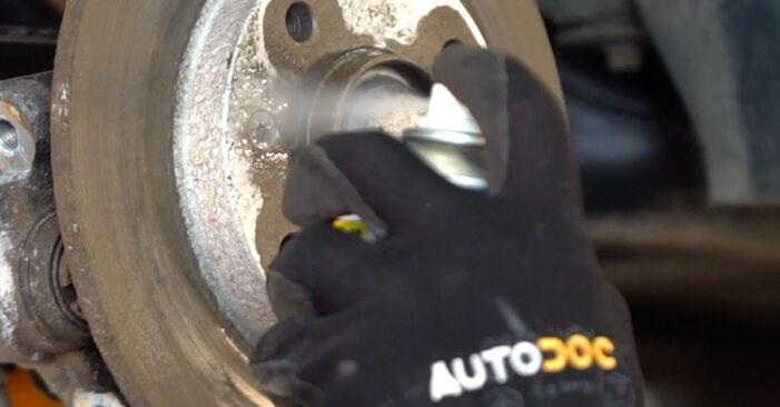 Zweckdienliche Tipps zum Austausch von Bremsscheiben beim PEUGEOT 206 CC (2D) 1.6 HDi 110 2012